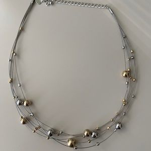 Lia Sophia kinetic necklace